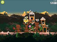 Official Angry Birds Rio Walkthrough Jungle Escape 3-8