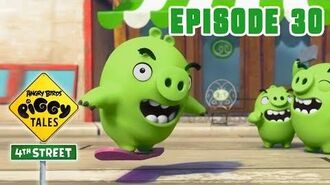Piggy Tales - 4th Street - Pigs Can Fly - S4 Ep30