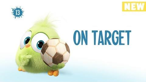 Angry Birds Blues On Target - Ep13 S1 NEW