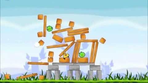 Official Angry Birds Walkthrough Poached Eggs 1-17