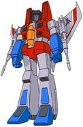 Starscream-G1MT