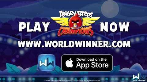 Angry Birds Champions Trailer