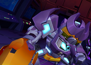 Energic Galvatron Level Completed