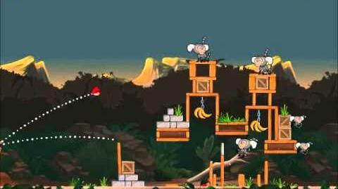 Official Angry Birds Rio Walkthrough Jungle Escape 4-6