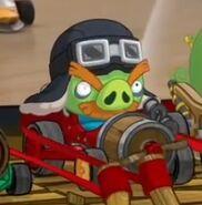 Усач пилот