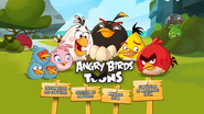 Angry Birds Toons S1 V1 Main Menu 5