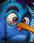 Flocker Blue Portrait 030