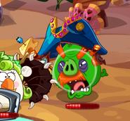 Призывает пирата