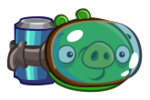 Реактивная свинья