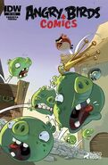 Angry Birds Comics 9