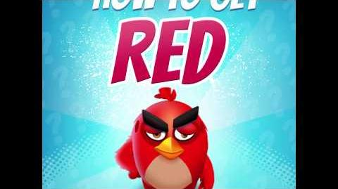 Angry Birds Match - Tutorial How to get Red