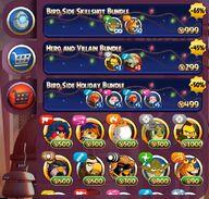 Angry Birds Star Wars II Tienda
