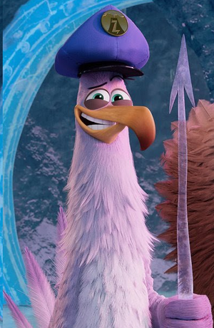 The Angry Birds Movie 2 Carl