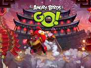 Angry Birds Go (New Year)