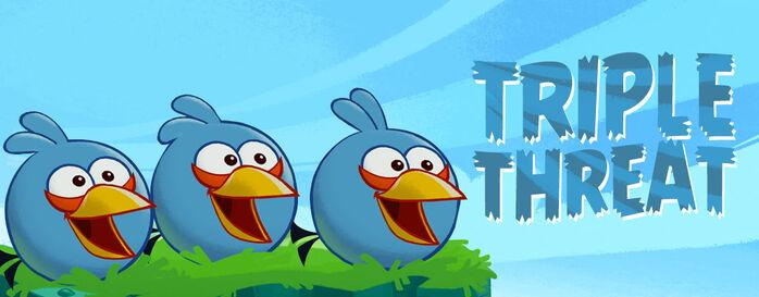 Jay, Jake, and Jim | Angry Birds Wiki | FANDOM powered by Wikia
