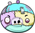 Жирный зомби