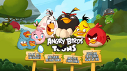 Angry Birds Toons S1 V1 Main Menu