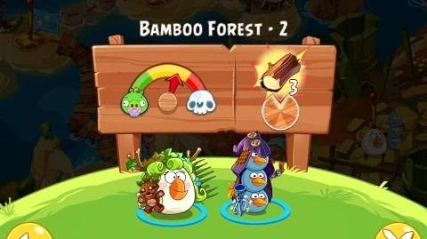 Angry Birds Epic Bamboo Forest Level 2 Walkthrough