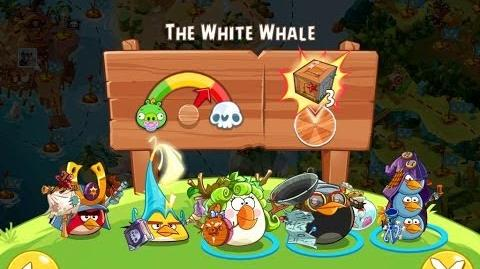 Angry Birds Epic The White Whale Walkthrough