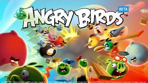Angry Birds for Facebook Messenger