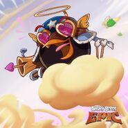 Bomb Valentine Epic Poster