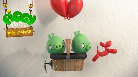 Piggy Tales - Pigs at Work Screw Up - S2 Ep3