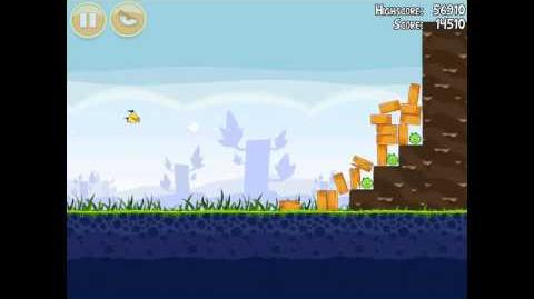 Angry Birds Poached Eggs 1-18 Walkthrough 3 Star