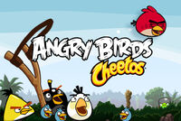 Cheetos AngryBirds Turkey 11