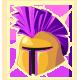 Knight Squad Badge Foil