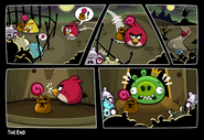 Angry Birds FB Halloween Week 2013 Pic 5