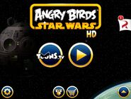 Angry Birds Star Wars HD - Экран (1)