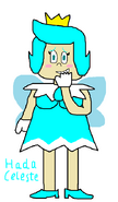 Proyecto Humano - Sprixie Princess (Sky-Blue) de Super Mario 3D World