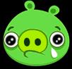 Sad Minion Pig