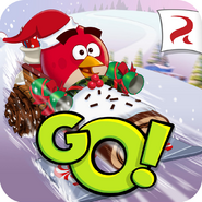 Angry Birds Go Square Icon (v1.11.0)