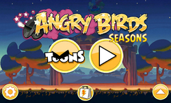 Angry Birds Seasons - play + toons
