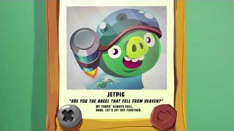 Angry Birds Stella – Luca finds his match!