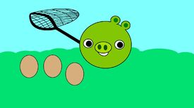 Świnka-Angry Bubbles