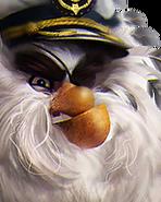 Flocker White Portrait 007