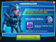 Moonracer ads