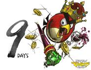9 дней до выхода Fight