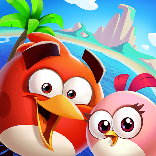 Angry Birds Island Icon