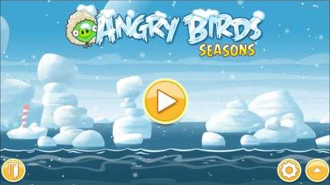 Arctic Eggspedition Theme HQ - Angry Birds Seasons