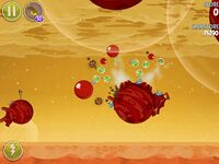 Red Planet 5-22 (Angry Birds Space)