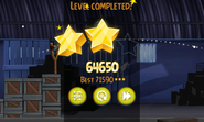 Angry Birds Rio - выигрыш