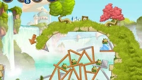 Naboo Invasion B1-12 (Angry Birds Star Wars II)/Video Walkthrough