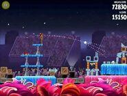 Official Angry Birds Rio Walkthrough Carnival Upheaval 7-2
