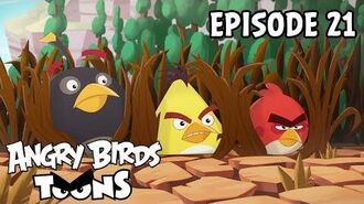 Angry Birds Toons Eating Out - S2 Ep21