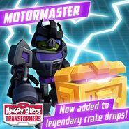 Motormaster crates