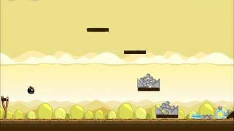 Official Angry Birds Walkthrough Mighty Hoax 5-16