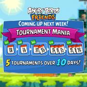 Angry Birds Friends - Mega Torneo de 10 dias